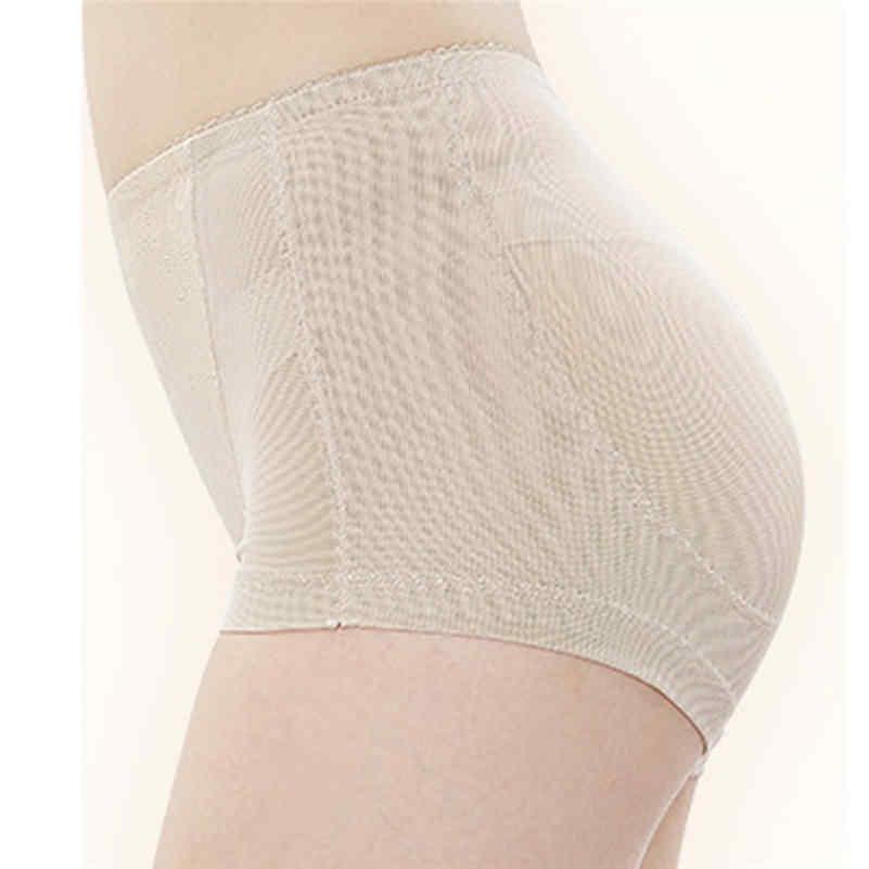 Женское сексуальное моделирующее белье, нижнее белье, женское нижнее белье, трусы с заниженной талией, тонкие, удобные, хип-лифтинговые, формирующие тело брюки 661SSY10