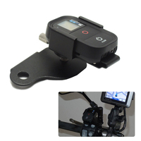 For BMW R1200GS Front Bracket For GoPro Remote Control For BMW R 1200 GS F700GS F800GS