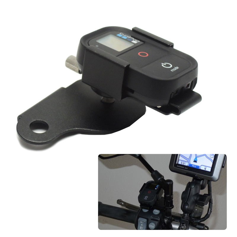 pour bmw r1200gs avant support pour go pro dash cam ra. Black Bedroom Furniture Sets. Home Design Ideas