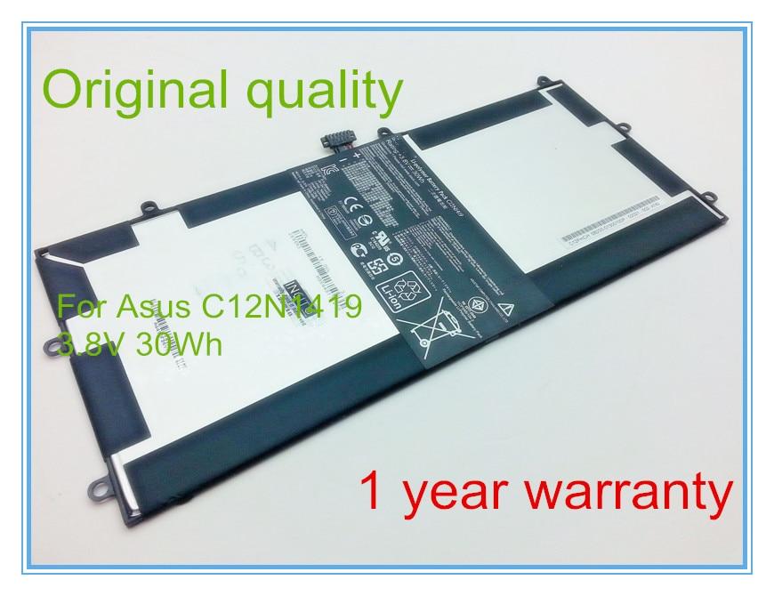 ФОТО Original T100  Battery - C12N1419 / 7660MAH 3.8V Transfer Original / AS9