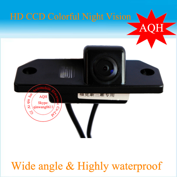 Promotion Sony CCD Special Car Rear View Reverse backup Camera rearview reversing for Ford Focus Sedan  C-MAX  MONDEO
