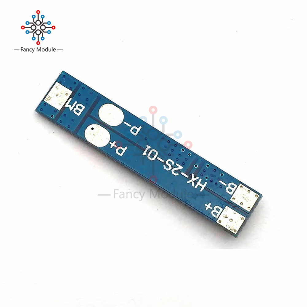 2S 5A Li-ion Lithium Battery 18650 Charger Protection Board 7.4V 8.4V Pad Module