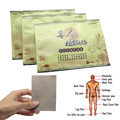 24Pcs/3Bags Arthritis Patch Chinese Natural Traditional Therapy Stickers Upper Back Muscle Backaches Pain Relief Patch K01003