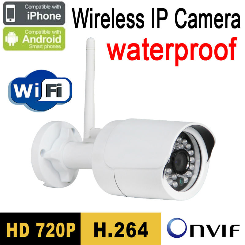 Free shipping cctv ip camera wireless 720p wifi security system outdoor video surveillance hd onvif infrared night vision ipcam ip camera wifi 720p onvif wireless camara video surveillance hd ir cut night vision mini outdoor security camera cctv system