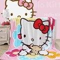 fashion Baby kids blanket  Soft Bedding Baby Nap blanket quilt  Air conditioning Knee blanket cartoon anna mickey kitty