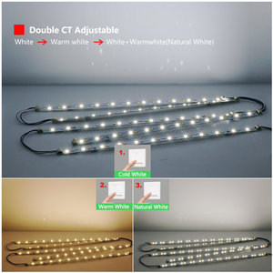 Image 3 - High Brightness 5730 LED Bar Lights LED Tube for Ceiling Lamp with good quality Power Driver AC220V only
