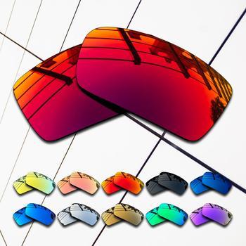 Wholesale E.O.S Polarized Replacement Lenses for Oakley Crankshaft Sunglasses - Varieties Colors oowlit polarized replacement lenses of blue gradient for oakley frogskins sunglasses