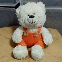 Russian Language Music Songs Plush Boy Bear Electronic Dolls Toys For Boy Children Kids Baby Birthday