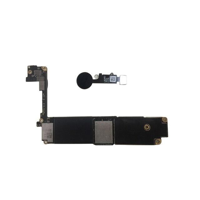 64 GB/256 GB pour iphone 8 carte mère avec ID tactile, Original débloqué pour iphone 8 carte mère avec iCoud gratuit, bon testé