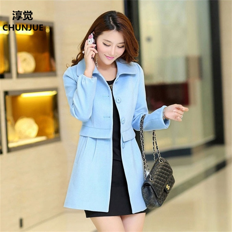 Popular Spring Dress Coat-Buy Cheap Spring Dress Coat lots from ...