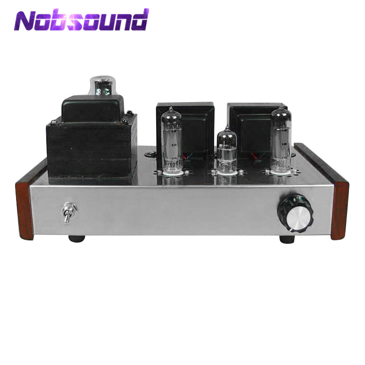 купить Nobsound HIFI 6P14 Vacuum Tube Amplifier Single-Ended Class A Stereo Power Amplifier недорого