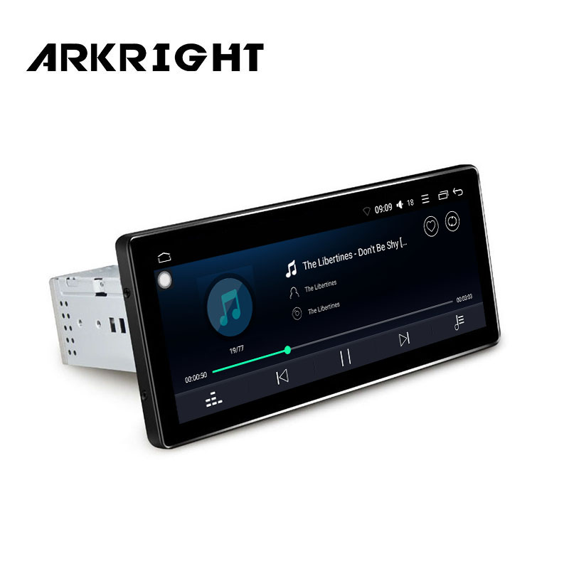 Hot 8.8 1 Din Car Radio Audio 2GB+32GB PX5 Octa Core Android 8.0 video in/out Universal Car GPS Navigation Multimedia Player