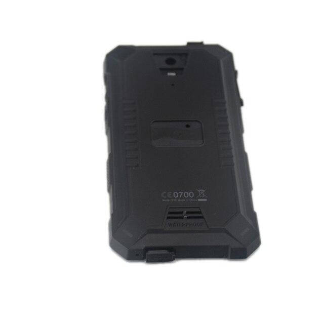 Nomu S10 배터리 커버 100% 오리지널 뉴 내구성 백 케이스 휴대 전화 액세서리 nomu 무료 배송