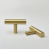 Free Shipping Furniture Brass Handle Knob Cabinet Drawer Single Hole Shoe Closet Pull Wine Cooler Handle