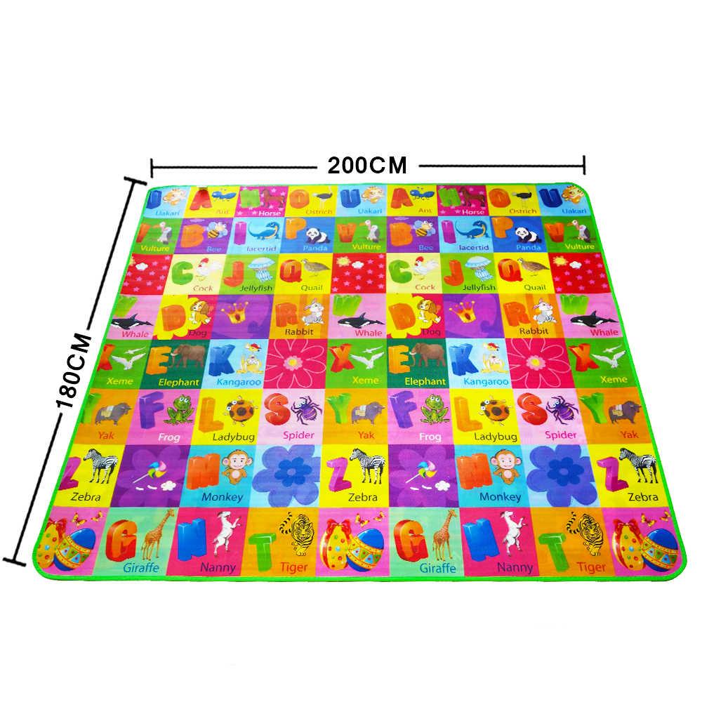 Детский игровой коврик детский коврик для ребенка игрушки для детский коврик детский Коврик развивающий коврик паззлы из ЭВА резиновый ковер дропшиппинг