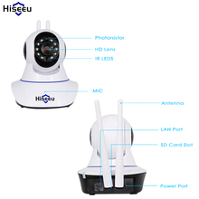 HiSEEU – Home Wireless Smart Camera
