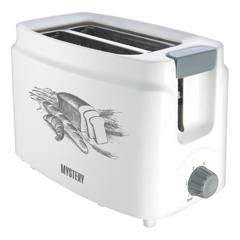 Toaster MYSTERY MET-2101 pe9500 9500wt toaster household automatic multifunction toaster ice cream