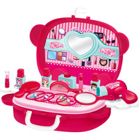 May baby #5001 Pretend Play Cosmetic and Makeup Toy Set Kit for Little Girls Kids Beauty Salon drop shopping