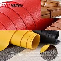 50cm*137cm/Lot Premium Self adhesive leather sofa repair patch car chair bed bag patch stickers skin sofa repaird