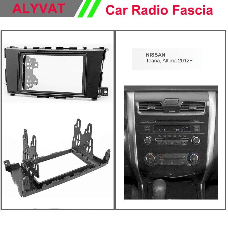car radio fascia facia panel frame for nissan teana. Black Bedroom Furniture Sets. Home Design Ideas