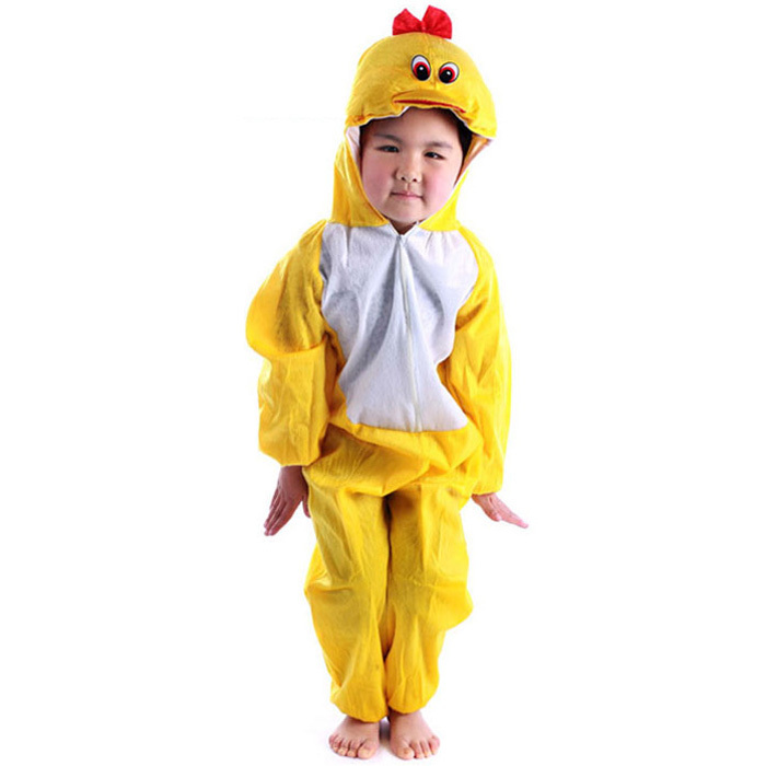 a5bf263f4f79 Lovely Kids Unisex Children Onesie Pajamas Anime Cosplay Costume Onesie  Duck Jumpsuit