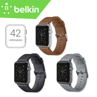 42mm Belkin Original Premium Classic Italian Leather Band For Apple Watch With Retail Package Free Shipping