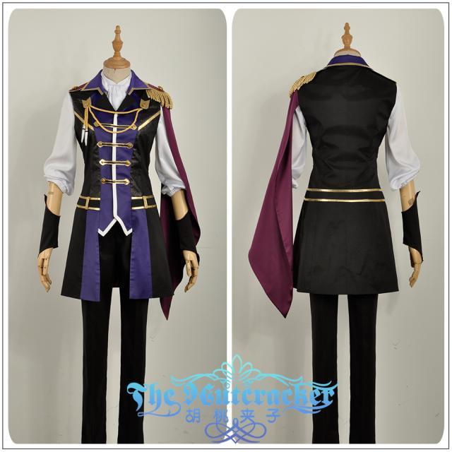 Anime Uta no prince sama S4 LEGEND STAR figure Ichinose Tokiya cosplay costume New SJ uniform Full set customize any sizes Dress