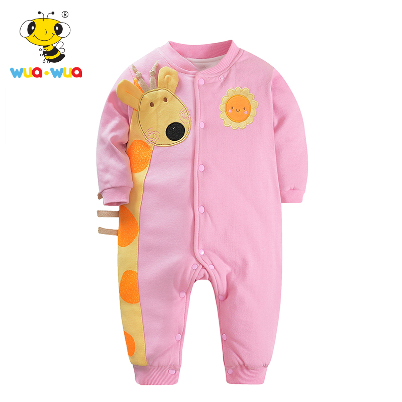 Winter Baby Clothing Thin Cotton Rompers   jumpsuits Baby Boy Girl Romper Clothes Long Sleeve Infant Product for Autumn winter newborn winter autumn baby rompers baby clothing for girls boys cotton baby romper long sleeve baby girl clothing jumpsuits