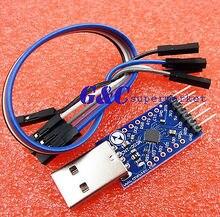 USB 2.0 to TTL UART 6PIN Module Serial Converter CP2104 PRGMR(China (Mainland))