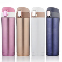 Original 500Ml Heat Preservation Stainless Steel Vacuum Bottle Vacuum Flask Water Bottle Thermo Coffee Travel Office Business 500ml outdoor camping bicycle stainless steel vacuum preservation water bottle