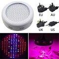 50W UFO 132 LED Grow Light SMD5630 Full Spectrum UV IR Plant Lamp For Greenhouse Hydroponics Flower Vegs Seedling AC85-265V
