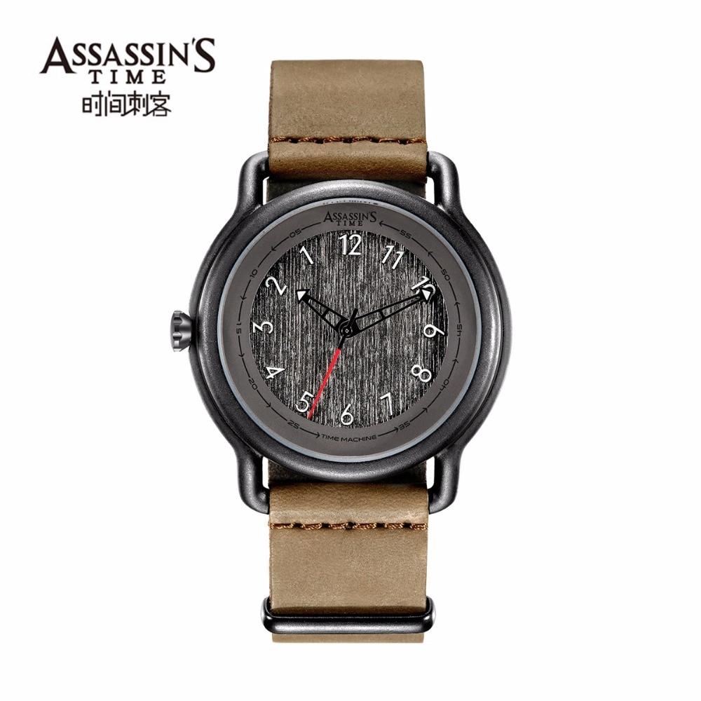 Czas zabójca Męskie Zegarki Top Marka Luksusowe zegarki kwarcowe - Męskie zegarki - Zdjęcie 5
