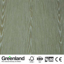 Silver OAK Wood Veneers wood wooden blanks slices decoration for bedroom  chair table Flooring DIY Furniture Natural 250x60 cm