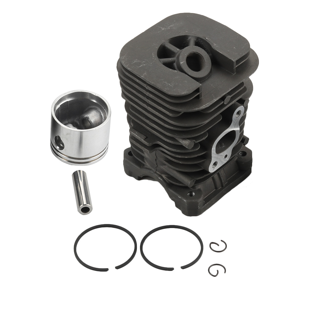 41mm Cylinder Piston Ring Kits For Partner 220 221 260 350 351 352 370 371 390 401 420 Chainsaw tool parts oil pump fits for part 350 351 352 370 371 390 391 chainsaw