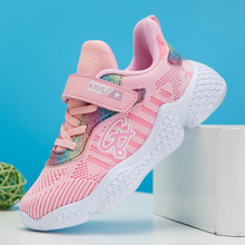 2019 Autumn Children shoes boys girls air cushion comfortable kids fashion sneakers child sports