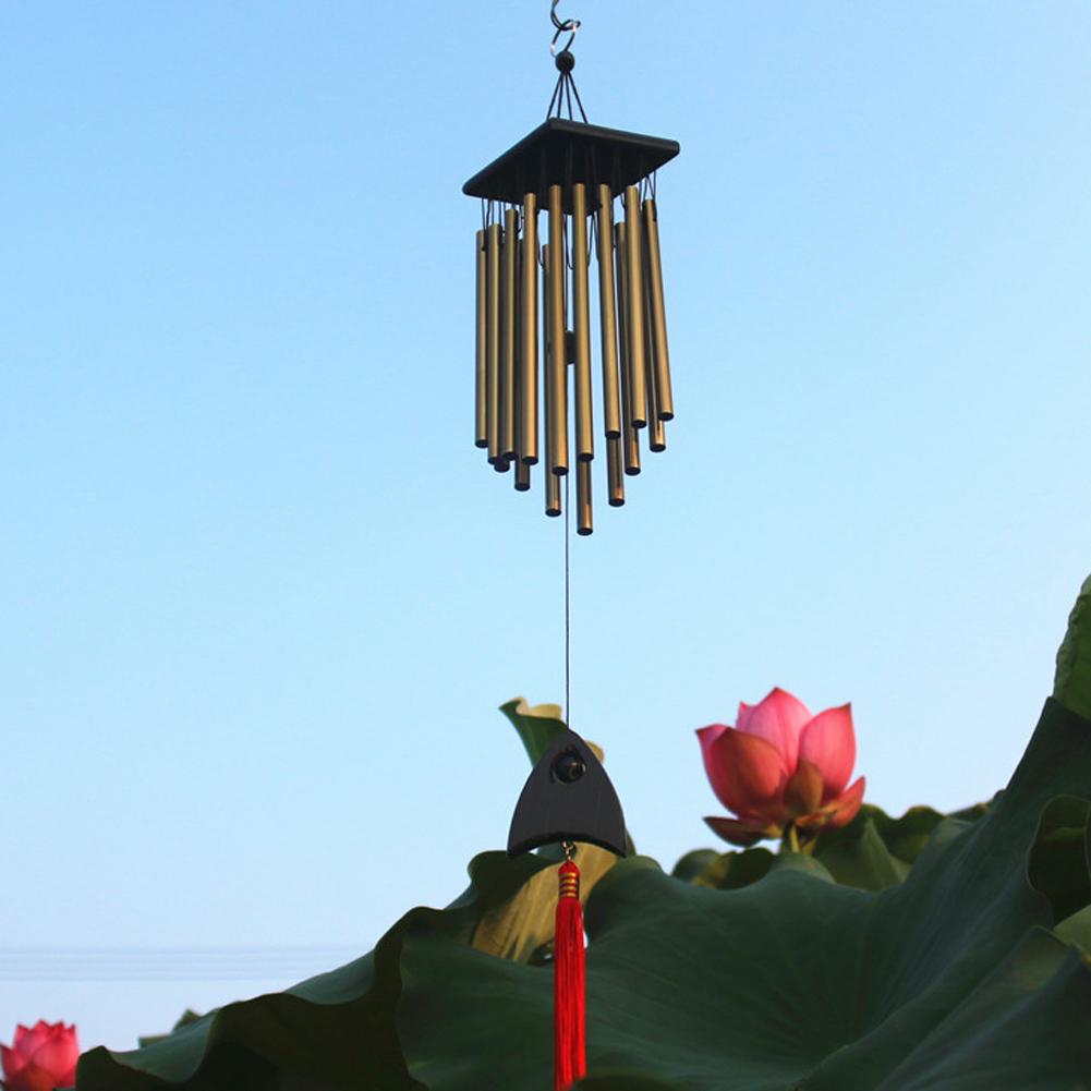 Japanese Style Garden Wind Chimes 2