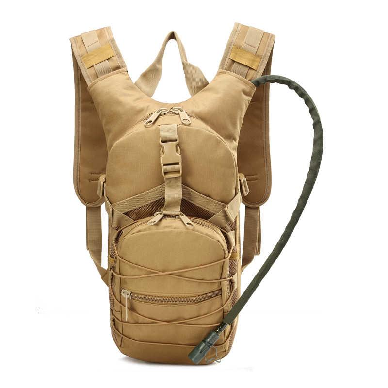 Камуфляж гидратации пакет многофункциональная упаковка Альпинизм Сумки военный тактический рюкзак Y46