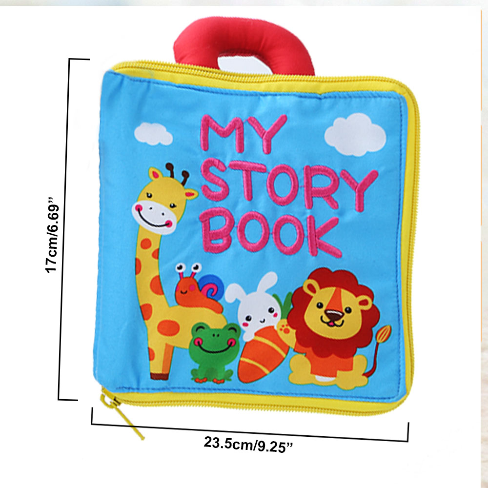 Beiens-Baby-Cloth-Books-Infant-Toys-12-pages-Soft-Cloth-Boys-Girls-Books-Educational-Rattle-Toys-For-Newborn-Baby-0-12-month-5