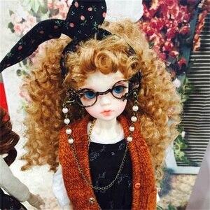 Image 1 - Darak Girls C_Remy bjd sd dolls 1/6 body model  girls boys eyes High Quality toys  shop resin Free eyes