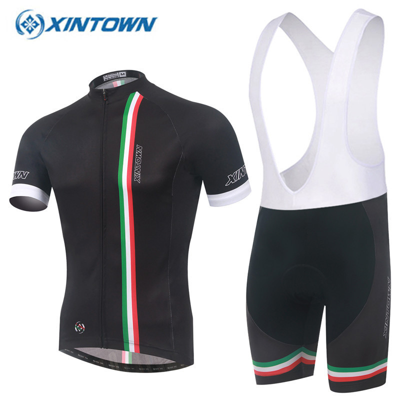 New Italy Pro Team Cycling Jerseys 2018 Short Sleeve Summer Breathable Cycling Clothing MTB Bike Jerseys Ropa Ciclismo aubig cool unisex ladies men summer breathable elasctisch cycling clothing full zip jerseys radshorts suit
