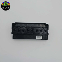 Original and new dx5 water based head cover adapter F160010 for dx5 printhead for 9800 9880