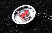 Fairy Tail quartz pocket watch necklace