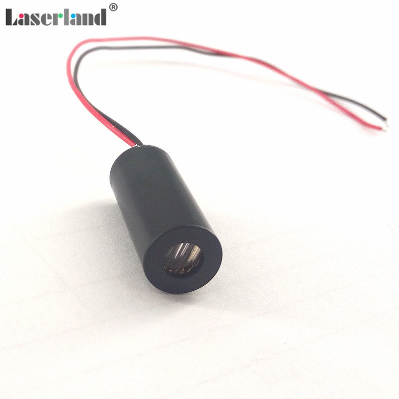 10*23mm 850nm 50mW IR Infrared Line Diode Laser Module DC 3V~5V 12 33mm 850nm 300mw infrared ir dot laser diode module fixed focus dc 3v