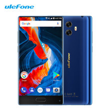 Origional Ulefone Mix 4G LTE Smartphone Android 7.0 Nougat Fingerprint MTK6750T Octa Core 4GB+64GB Touch Mobile Phone Cellphone