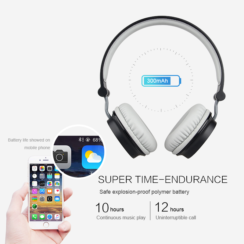 Wireless Headphone oneodio6