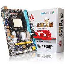 Free shipping 100% new motherboard C61 N68 780 DDR2 AM2 AM3 940/938 With IDE Desktop motherboard