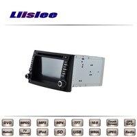 Для Hyundai H1 H 1 i800 Iload IMAX h300 Автомобильный мультимедийный ТВ DVD GPS Радио оригинальный Стиль навигации liislee advanced Navi