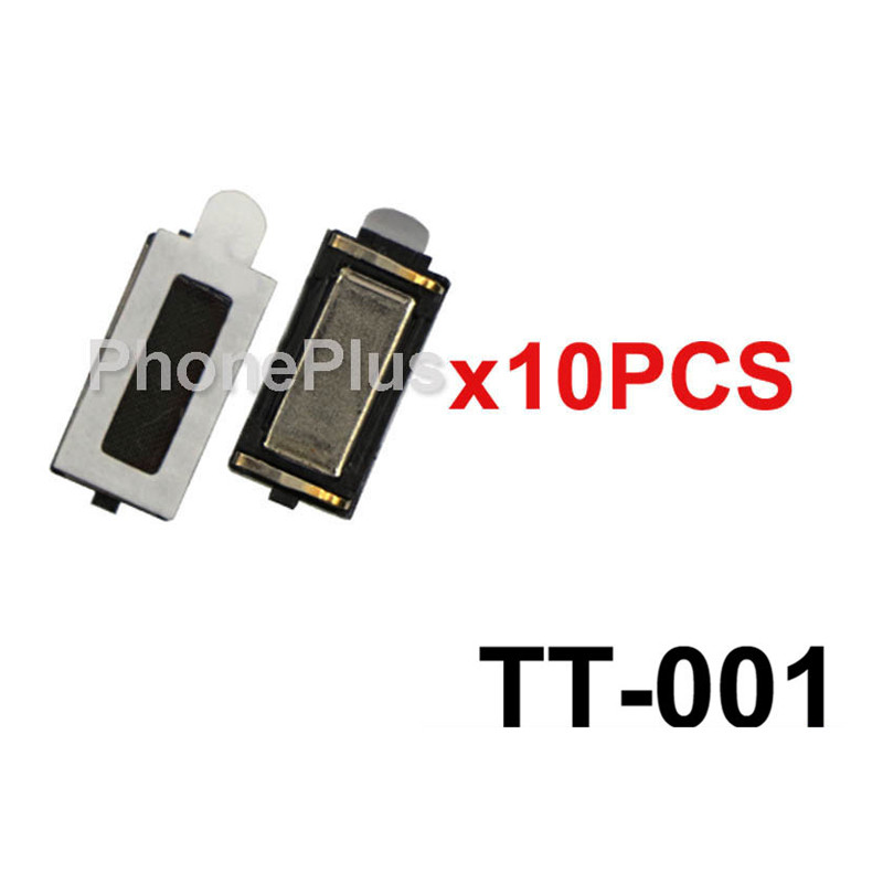 10PCS For <font><b>Nokia</b></font> Lumia 503 530 625 920 920T 1020 <font><b>1320</b></font> Earpiece Speaker Earphone Speaker Receiver Replacement <font><b>Parts</b></font> image
