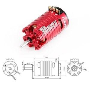 Image 5 - Motor sin escobillas MINI 1410 para coche de derrape, 2500KV, 3500KV, 5500KV, 7500KV, 9500KV, para Kyosho Mr03 Pro Atomic DRZ 1/24 1/28 1/32 RC mini z