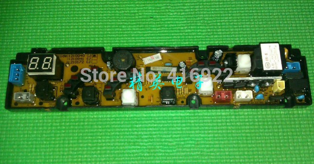 Free shipping 100% tested for AUX washing machine board Computer board XQB60-8217 XQB52-5288 motherboard on sale free shipping 100% tested for aux washing machine board xqb65 9767 computer board hf 878a on sale